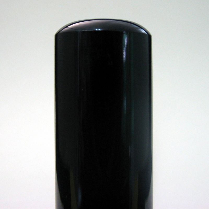 画像2: 【個人認印】黒ラクト10.5mm
